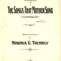 SONGS THAT MOTHER SUNG.PDF